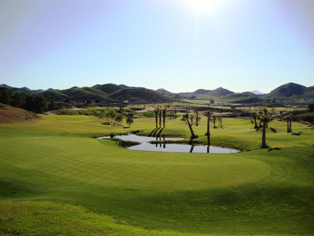 lorca resort golf